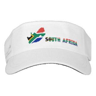 Visera Bandera surafricana