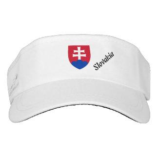Visera Brazos eslovacos de la capa
