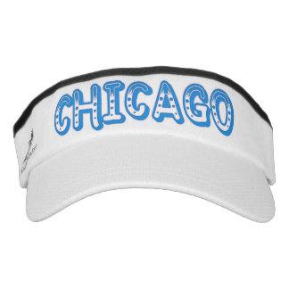 Visera de Chicago Headsweats Visera