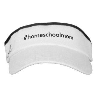 visera del #homeschoolmom visera