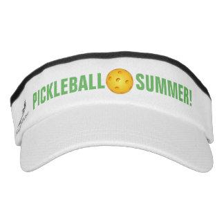 """""""Visera del verano de Pickleball"""" Visera"""