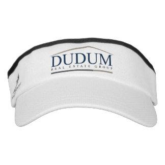 Visera Dudum estampó con estarcido el visera