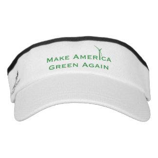 Visera Haga el verde de América otra vez