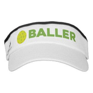 Visera (Salmuera) visera divertido de Baller Pickleball