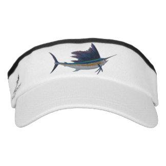 Visera visera del pez volador