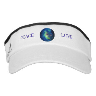 Visera Visera del planeta del amor del espacio