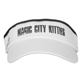Visera Visera mágico de los gatitos de la ciudad