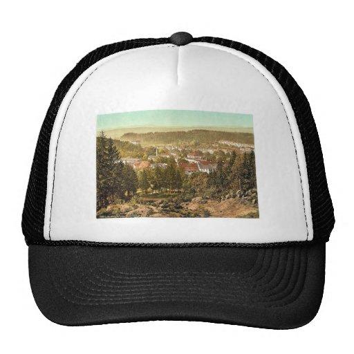 Visión desde Steinbruch, Marienbad, Bohemia, Austr Gorro