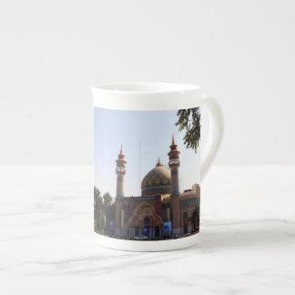 Visión desde Teherán Taza De Porcelana