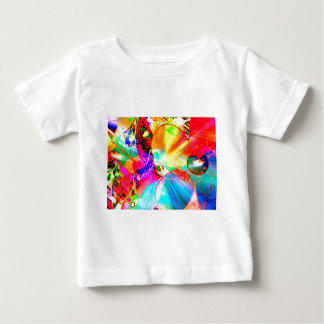 visión fresca camiseta de bebé