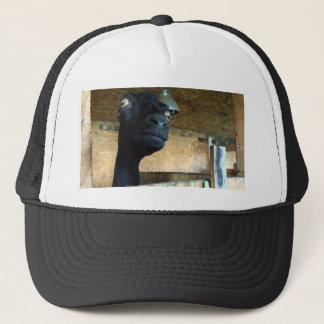 Vision torcido gorra de camionero