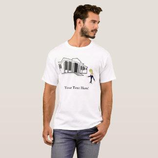 VISITA de la VIRGEN de la CASA BLANCA del TRIUNFO Camiseta