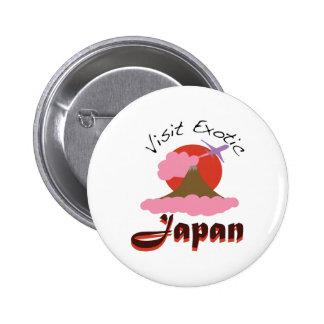 Visita Japón exótico Pin