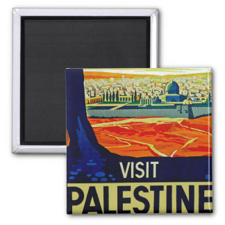 Visita Palestina Imán