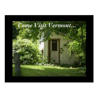 Visita venida Vermont… Postales
