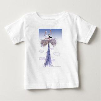 Visitantes incómodos de ShardArt de Tony Fernandes Camiseta De Bebé