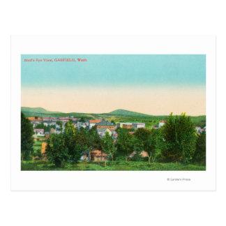 Vista aérea de la ciudad 9 postal