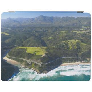 Vista aérea del río de Keurbooms, ruta del jardín Cubierta De iPad