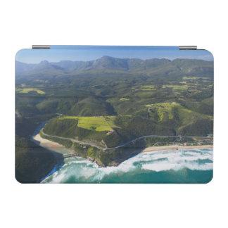 Vista aérea del río de Keurbooms, ruta del jardín Cubierta De iPad Mini
