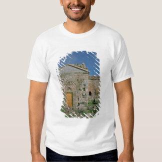 Vista de la fachada del oeste, c.862-930 camisetas