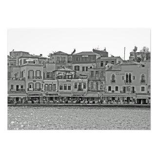 """Vista de la """"promenade"""" del mar con los foto"""