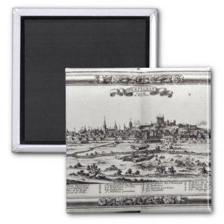 Vista de Perpignan, Francia meridional, c.1645 Iman Para Frigorífico