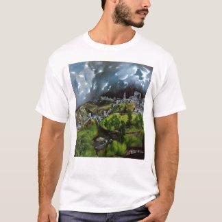 """Vista de Toledo Camiseta"