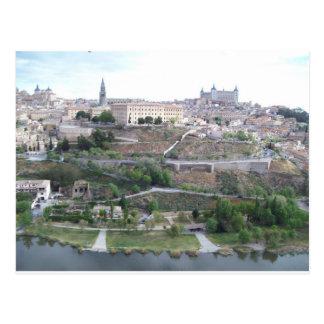 Vista de Toledo Postales