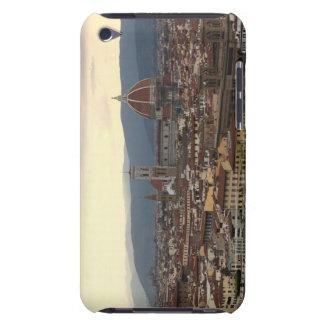 Vista del Duomo Santa María Del Fiore adentro Case-Mate iPod Touch Funda