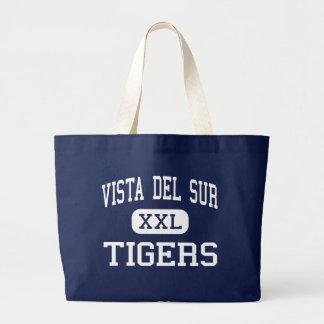 Vista Del Sur Tigers Laveen medio Arizona Bolsa Tela Grande
