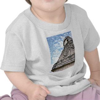 Vista detallada del EL Caracol, Chichen Itza Camiseta