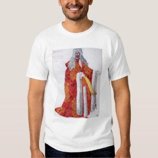 Vista el diseño para el mariscal Cantalabutte, de Camisas