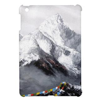 Vista panorámica de la montaña de Everest