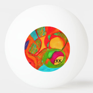Visual Pelota De Ping Pong