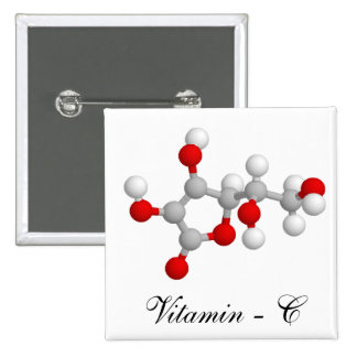 Vitamina C Chapa Cuadrada 5 Cm