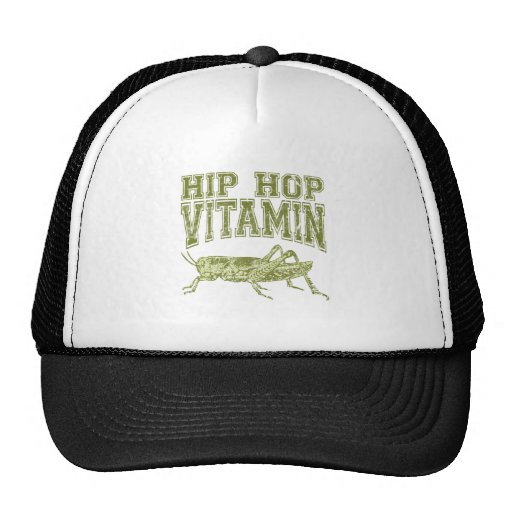 Vitamina de Hip Hop Gorros