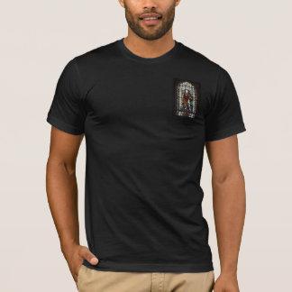 Vitral de San Jorge - monograma Camiseta