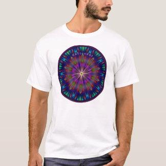 Vitral Sun de centro Camiseta