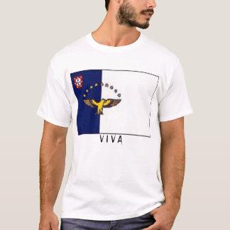 Viva Açores Camiseta
