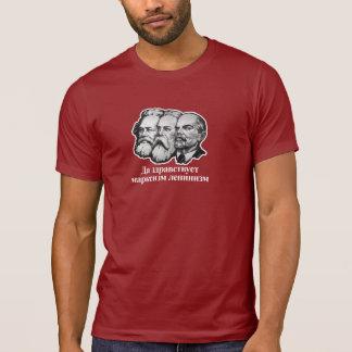 Viva el marxismo leninismo tee shirt
