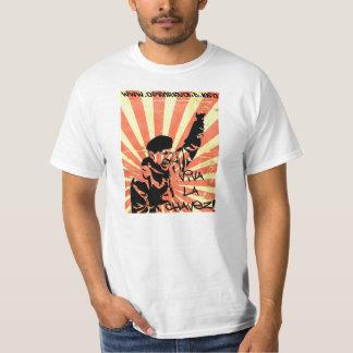 ¡Viva Hugo Chavez! Camiseta