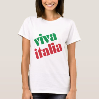 Viva Italia Camiseta