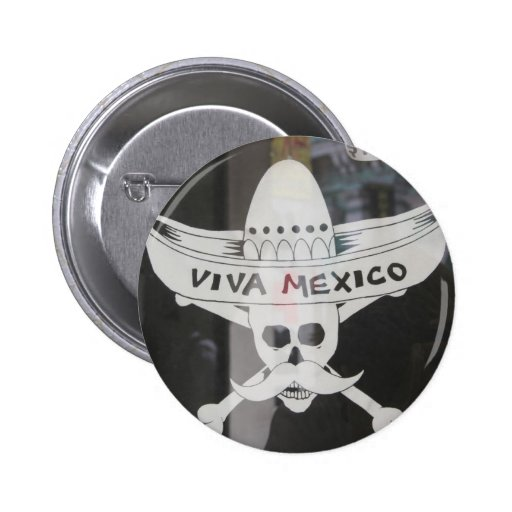 Viva México Pins