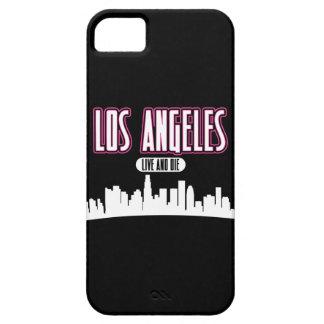 Viva y muera en LA iPhone 5 Protectores