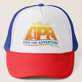 Vive el gorra de la aventura
