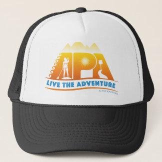 Vive el gorra del personalizado de la aventura