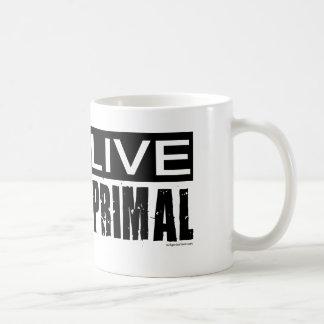 vive la dieta principal/del paleo taza de café