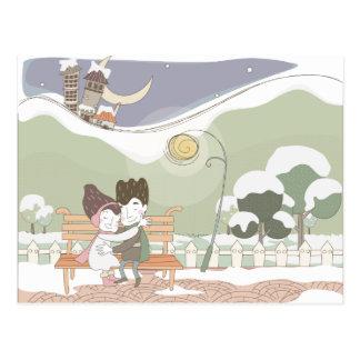 Vive la postal del amor #11 de la risa