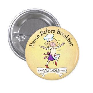 Vivi danza de LeDish™ antes del Pin del desayuno