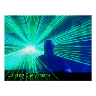 Viviendo el sueño - poster
